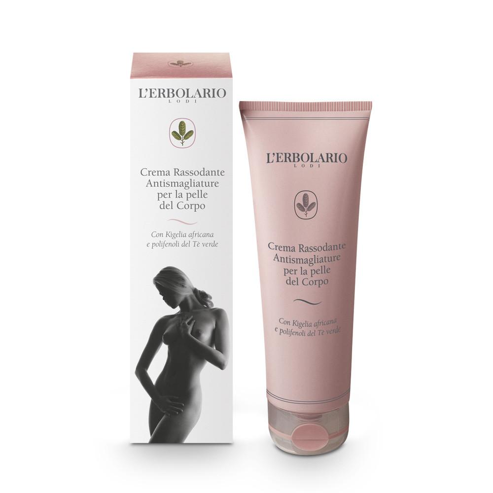 9) L'Erbolario Crema Rassodante Antismagliature per la Pelle del Corpo