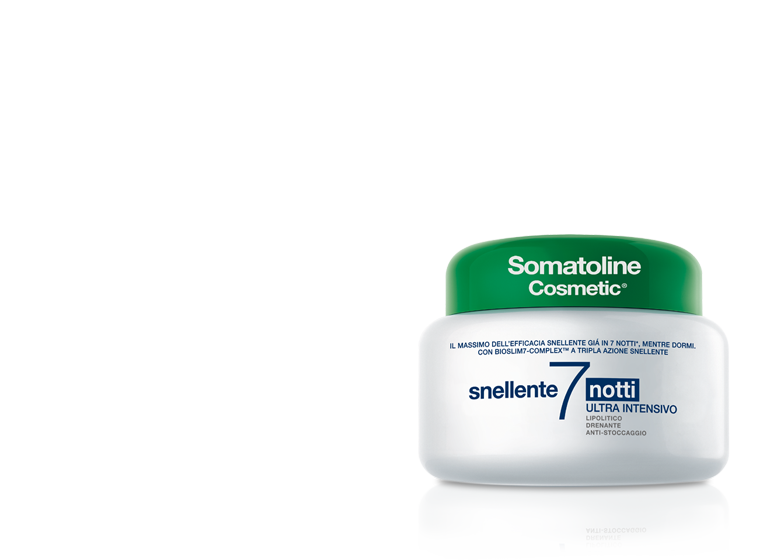 Somatoline Cosmetics Snellente 7 Notti