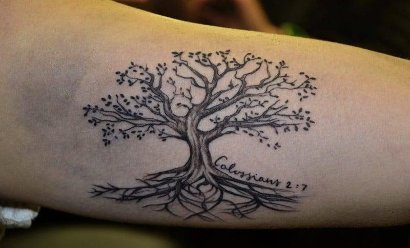Tatuaggio famiglia i simboli e le frasi pi belli unadonna for Tattoo simboli di vita