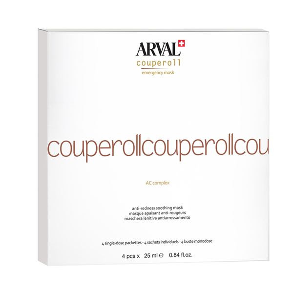 Arval Couperoll Emergency Mask