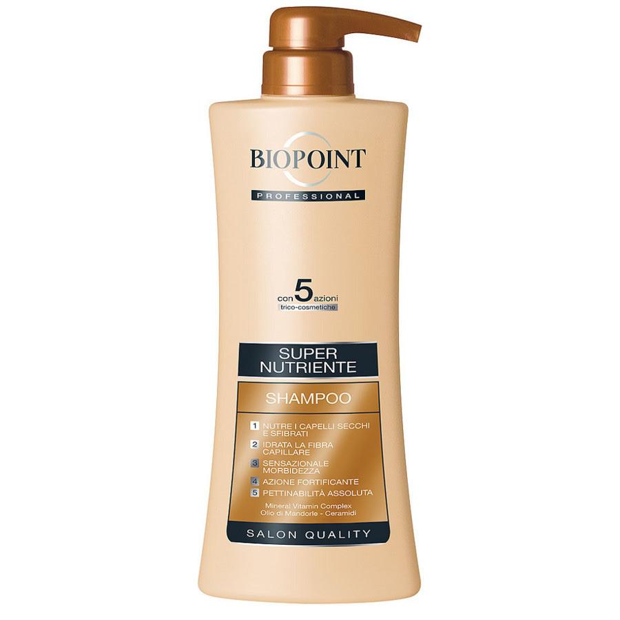 Shampoo Biopoint Professionale Anticrespo