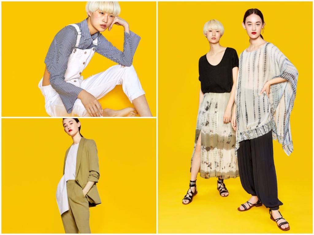 Collezione Zara Primavera Estate 2016