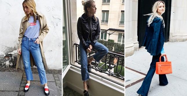 I jeans sono degli evergreen del guardaroba: ecco come indossarli in 10 abbinamenti super glamour.
