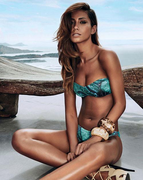 Bikini a fascia di GoldenPoint