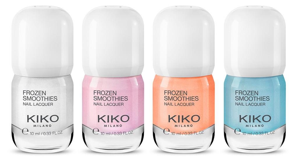 Kiko frozen smoothies