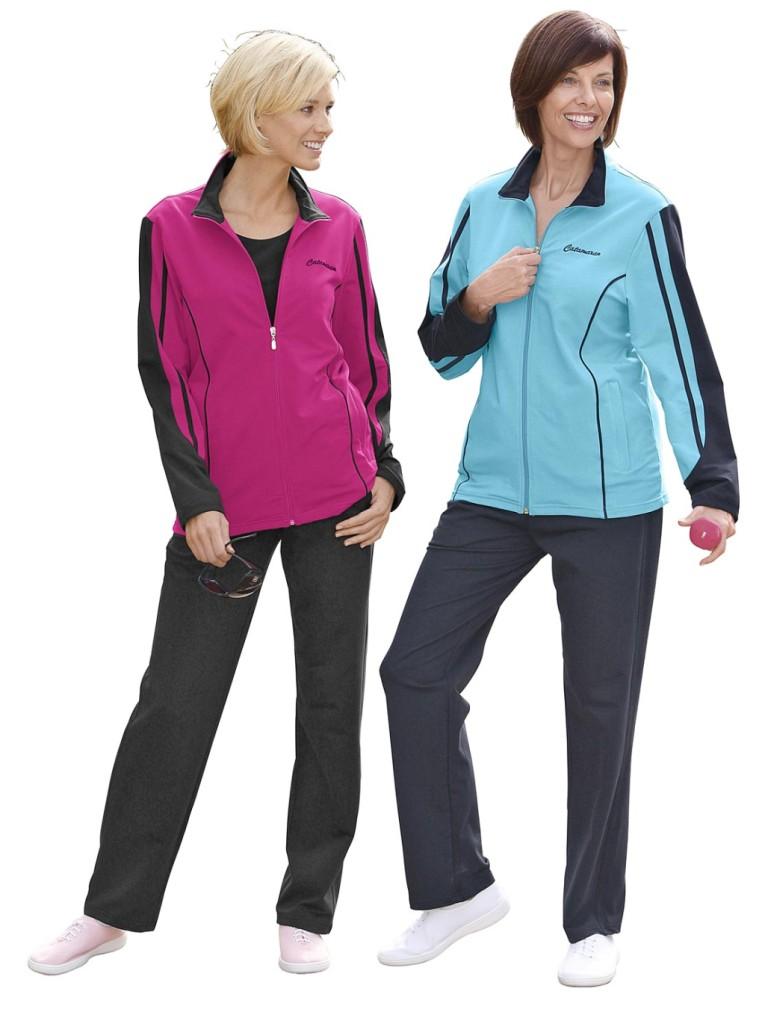 Moda Vilona pile colorati per lo sport e il tempo libero.