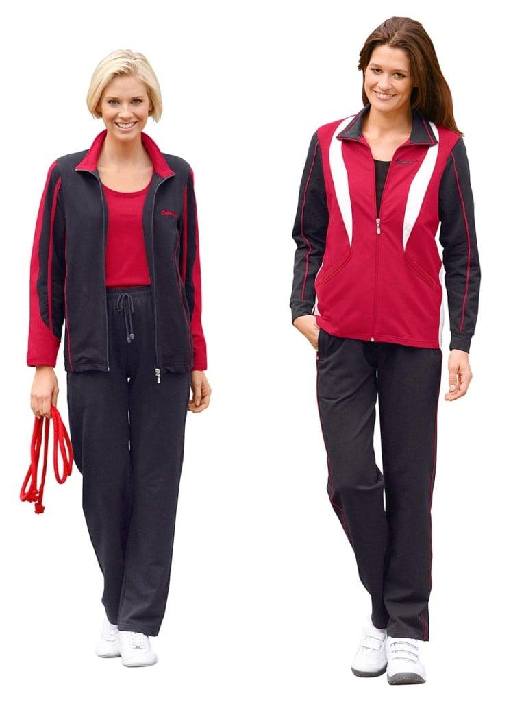Moda Vilona tuta sportiva per l'attività fisica e il tempo libero.