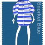 Pantone Snorkel Blue blu navy