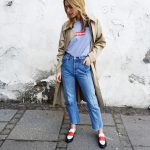 Jeans e trench basic