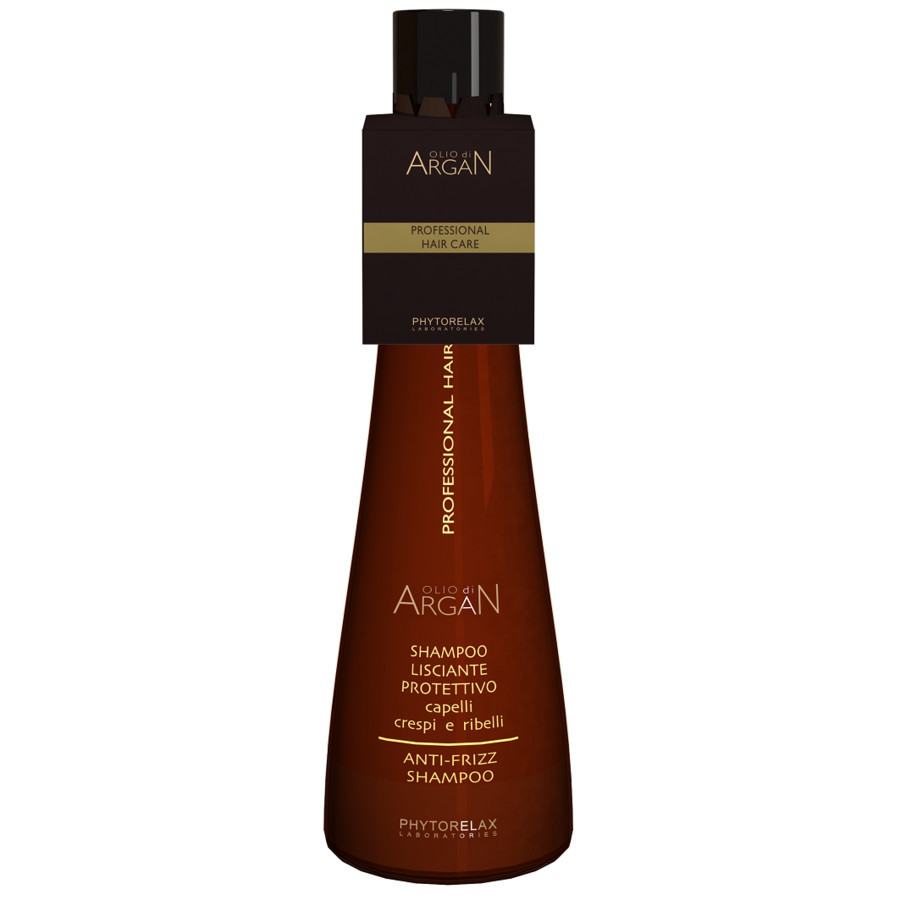 Shampoo Lisciante Protettivo per capelli crespi e ribelli di Phytorelax