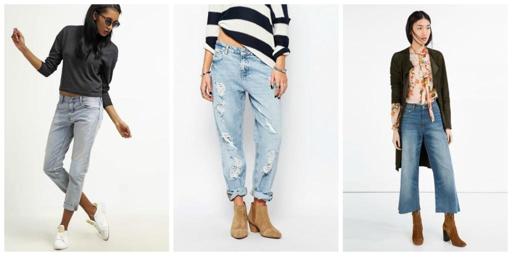 Jeans: i migliori capi della primavera-estate 2016.