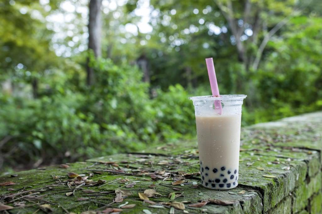 Il Bubble Tea è stato inventato a Taiwan negli anni '80.
