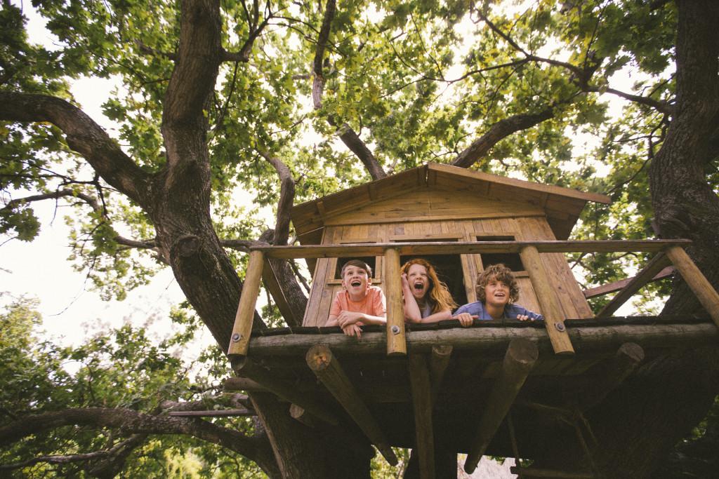 Casa sull albero come costruirla unadonna - Come costruire una casa sull albero ...