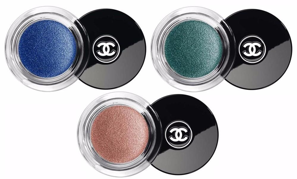 Chanel LA Sunrise ombretti Illusion d'Ombre