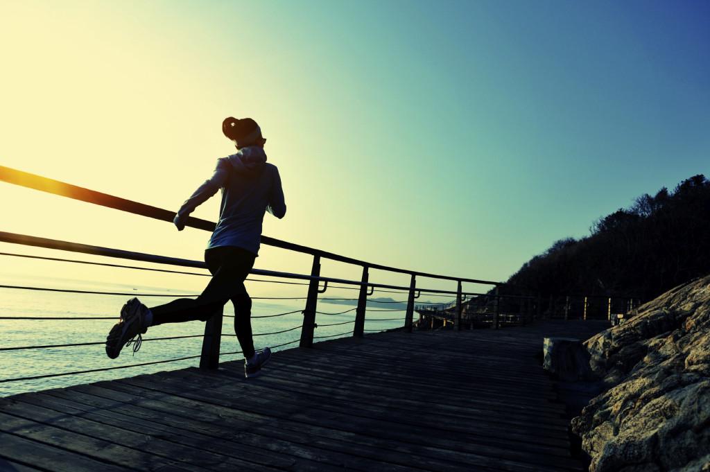 Correre a Portofino