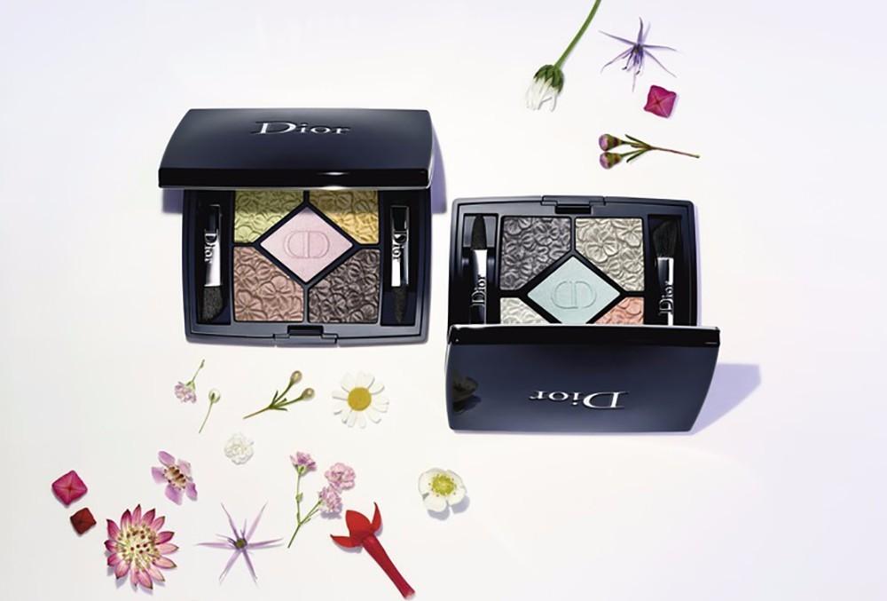Dior Palette Glowing Gardens