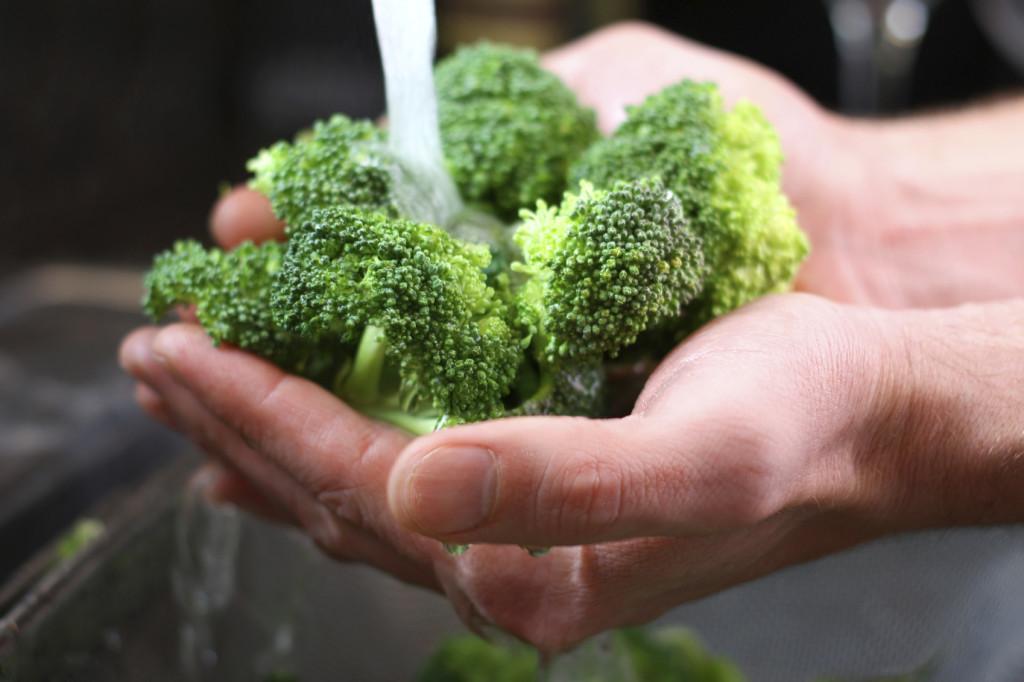 Come lavare i broccoletti