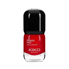 Power pro nail lacquer Kiko