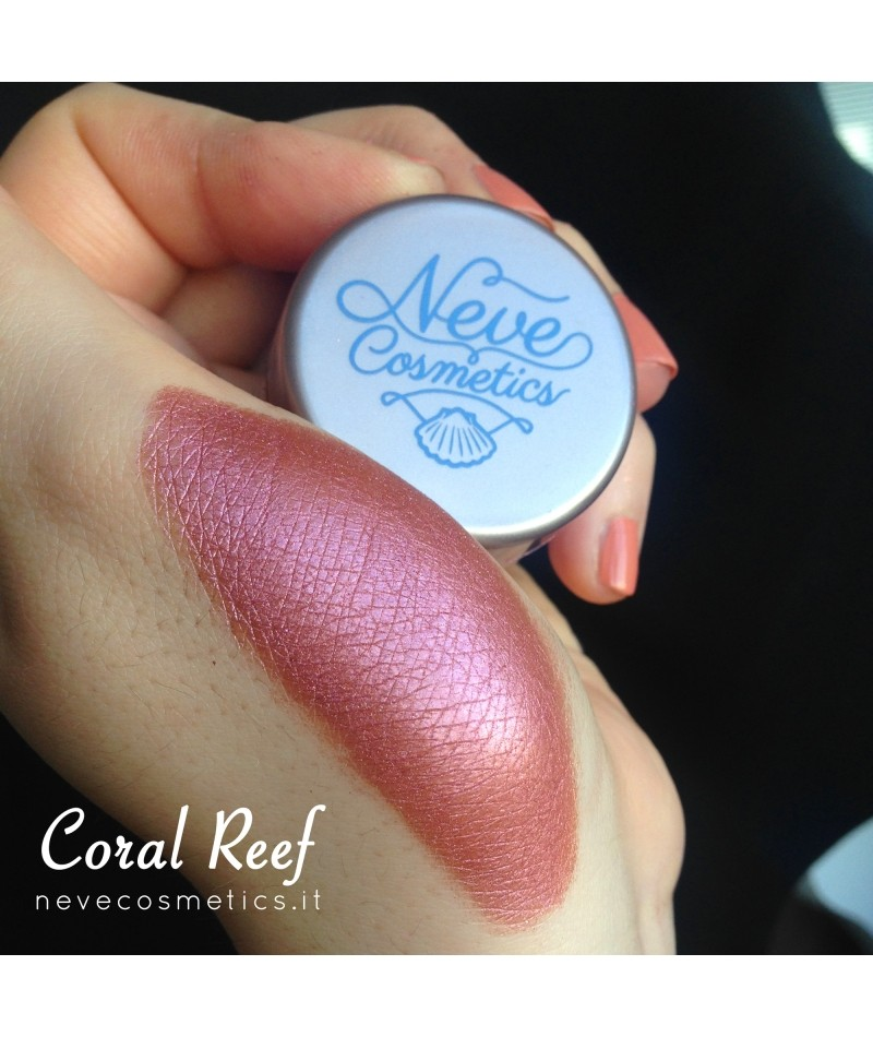 Neve Cosmetics Sisters of Pearl - Coral Reef