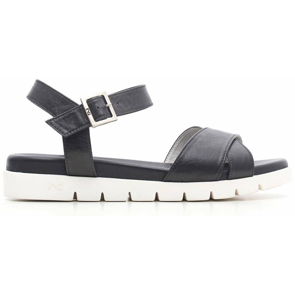 Nero Giardini sandalo flatform
