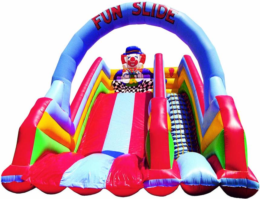 Noleggiare giochi gonfiabili per far divertire i bambini