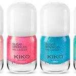 Kiko sugar sparkles