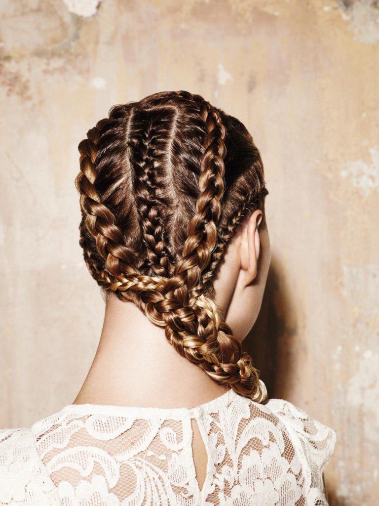 I prodotti ravviva riflessi aiutano a rendere il capello più lucido |crediti Jean Louis David