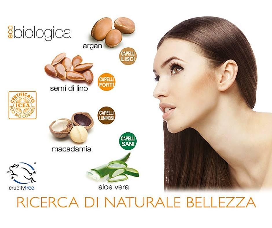 Linee senza siliconi di Omia Laboratoires, specifiche per ogni tipologia di capello.