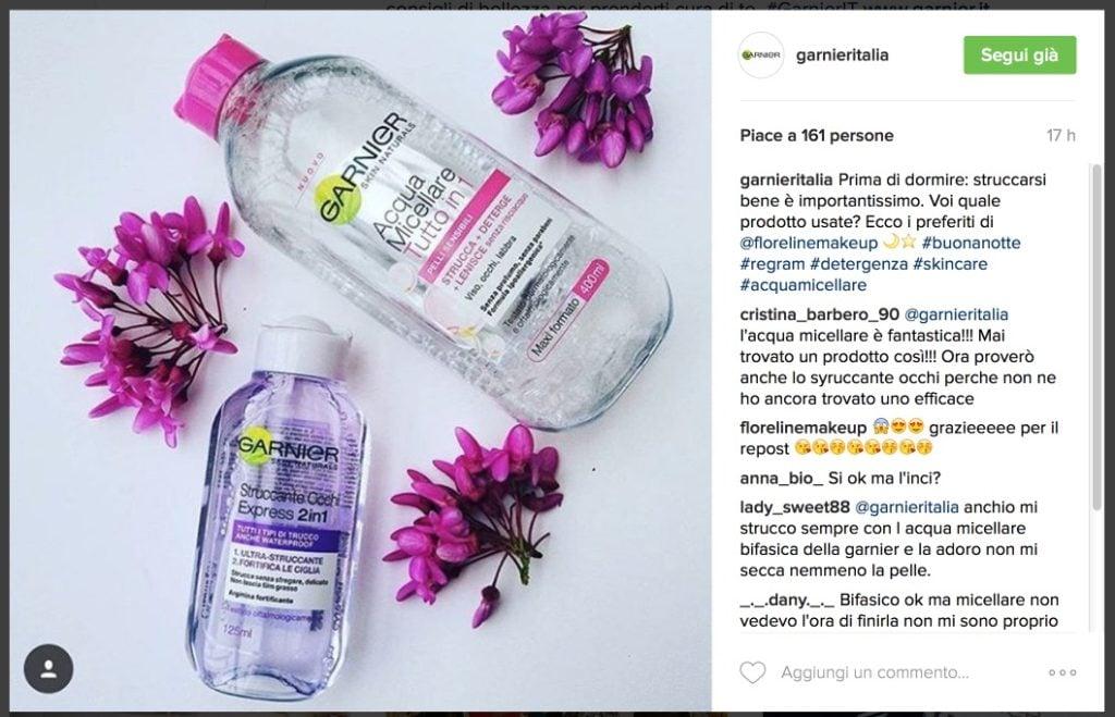 Acqua Micellare Skin Active Garnier