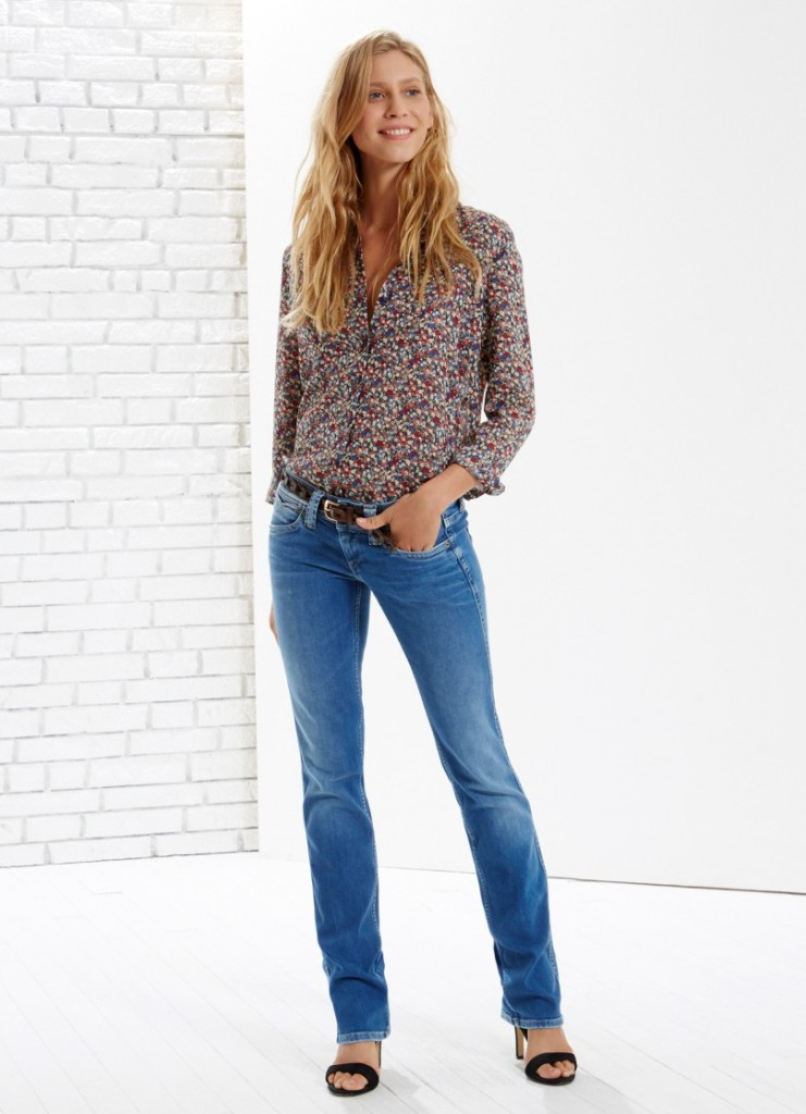 Jeans Banji by Pepe Jeans 90 euro.
