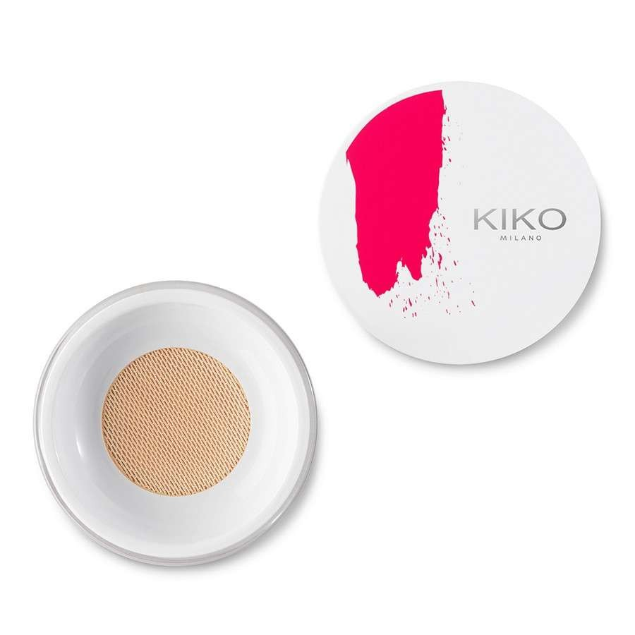 Fondotinta Glacial Light Soft Sifter della collezione The Artist di Kiko