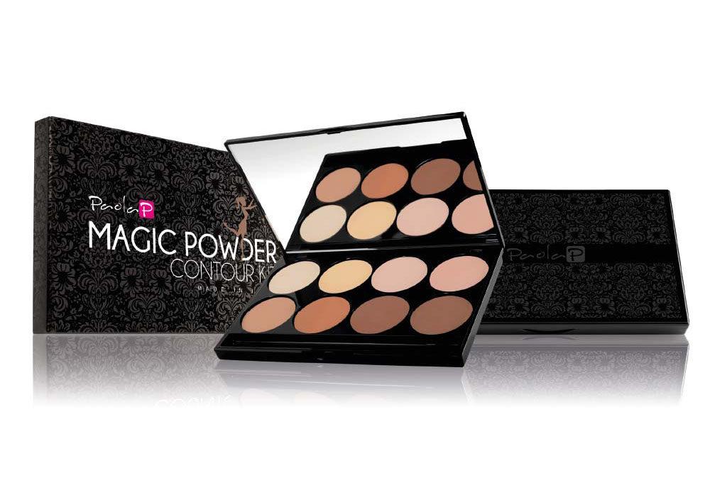 PaolaP Palette Magic Contour Kit