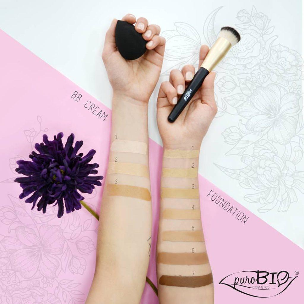 PuroBio Cosmetics Sublime BB Cream: disponibile in tre colorazioni