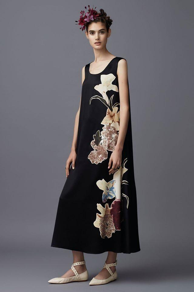 Abito collezione Kimono 1997 by Valentino.