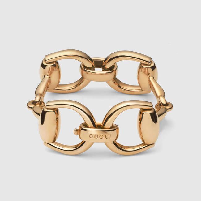 Bracciale horsebit, Gucci