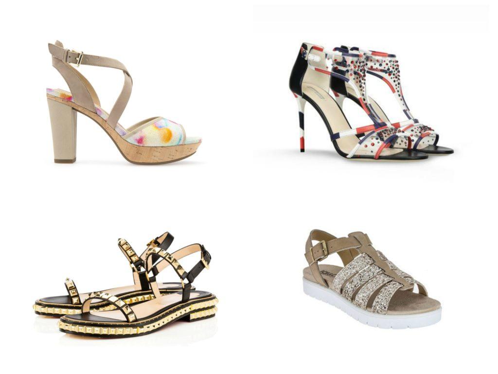 I sandali più fashion dell'estate 2016