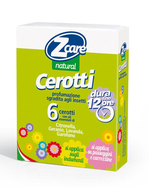 Zcare Natural Cerotti