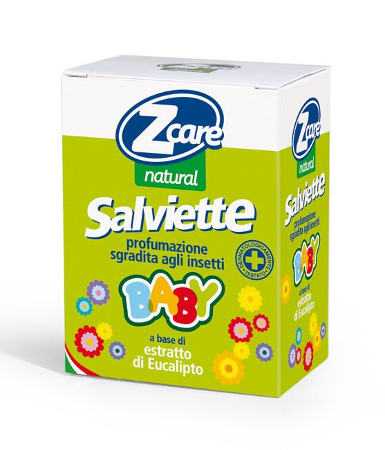 Zcare Natural Baby Salviette