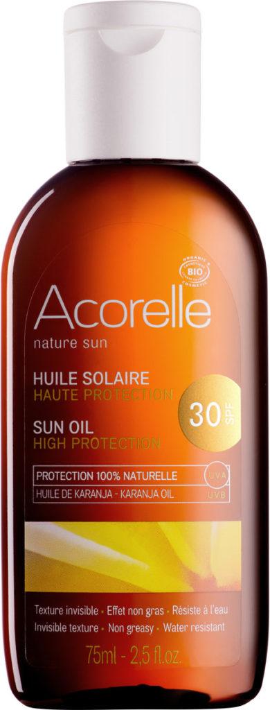 Olio solare - Acorelle