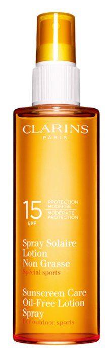spray solare - Clarins