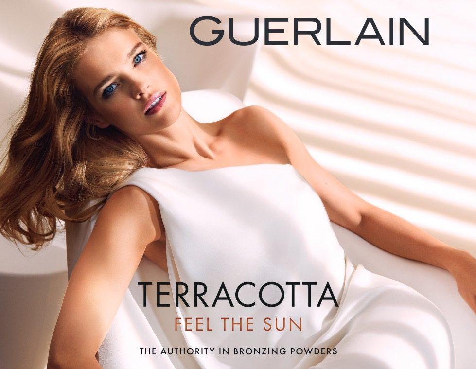 Guerlain Terracotta Pause d'été: pelle ad effetto bonne mine