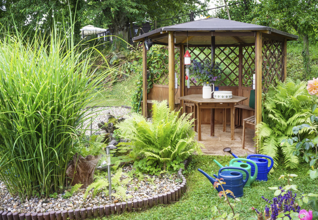 I mobili da giardino da avere.