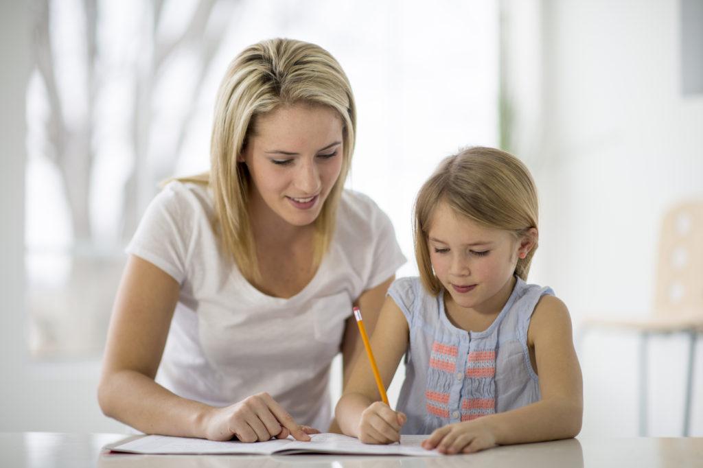 Come rendere il momento dei compiti libero da stress