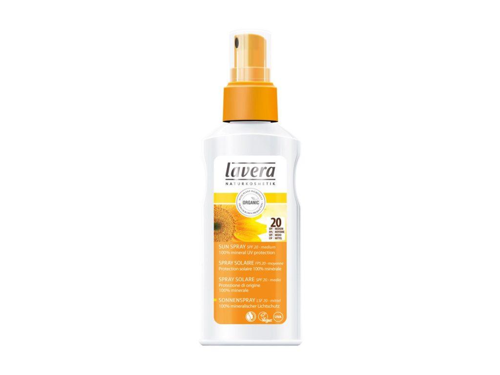 Lavera Spray Solare SPF20