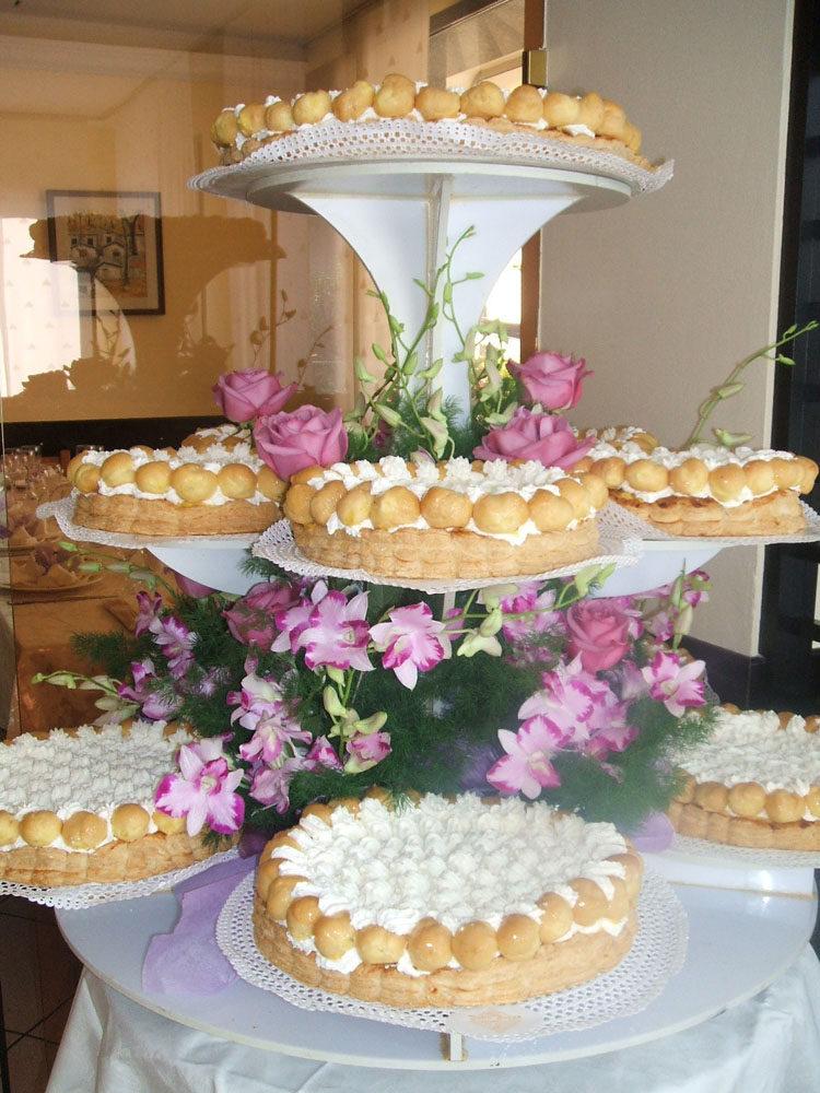 Saint Honore pasticceria dolce forno