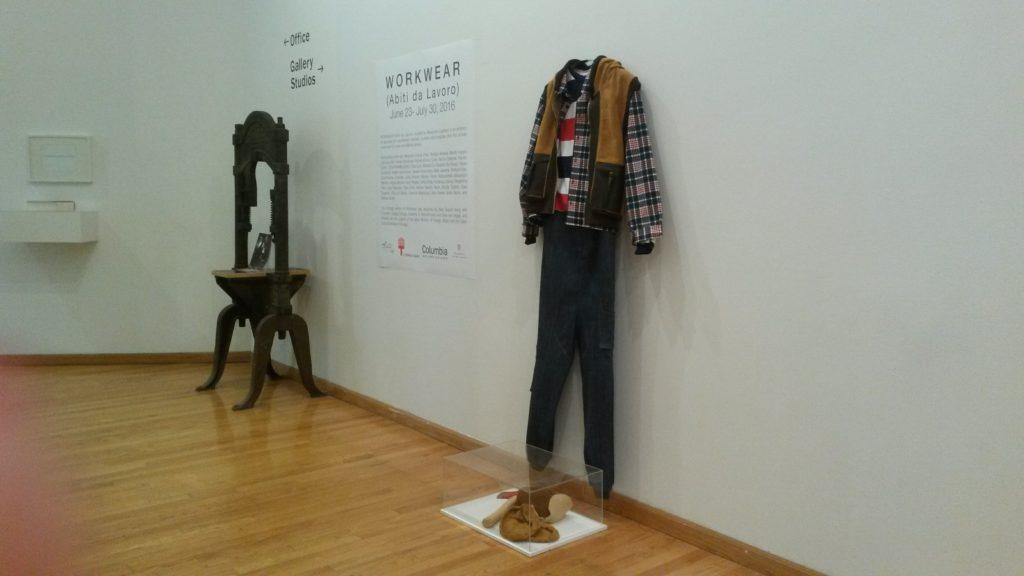 L'ingresso dell'esposizione a Chicago. Workwear coinvolgerà presto anche Toronto e Montreal