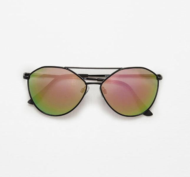 Zara occhiali da sole in stile aviatore