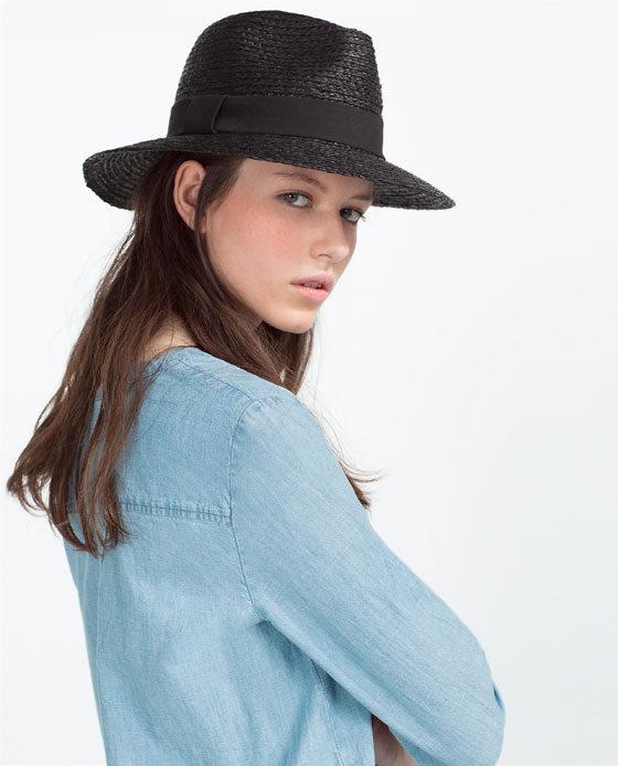 Zara cappello nero