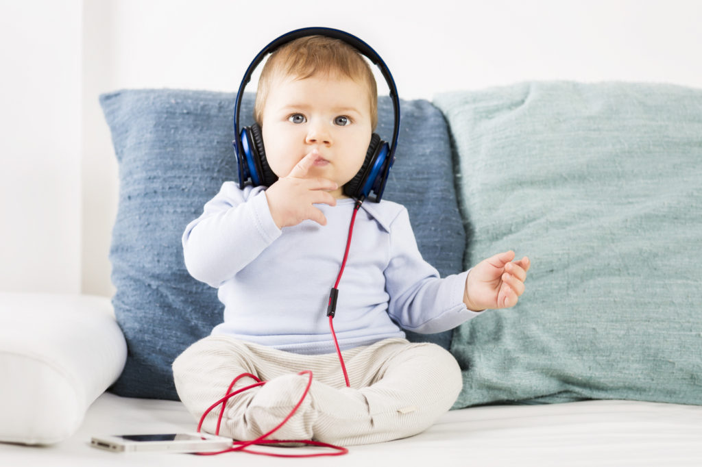 5 canzoni per bambini