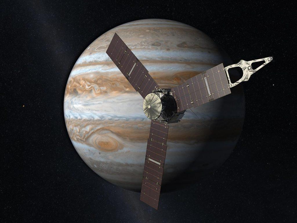 Missione Juno su Giove.